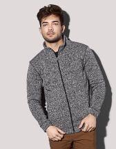 Active Knit Fleece Jacket